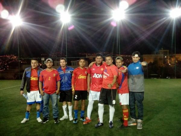 Final Torneo de indoorfutbol Dimabru 2016