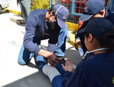 Simulacros anti sismos 2016